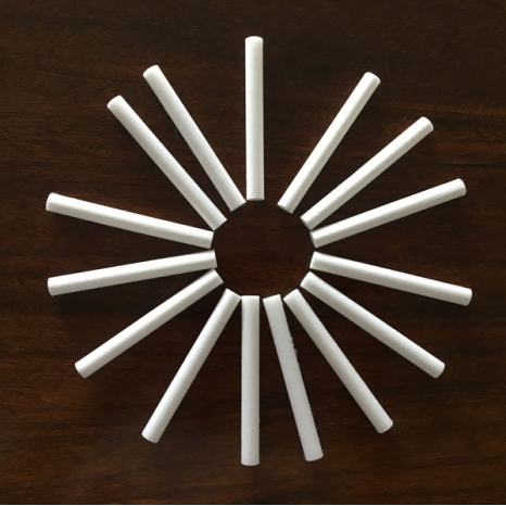 synthetic polyester diffuser stick